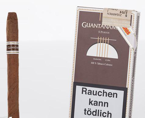 Puritos  Guantanamera Puritos
