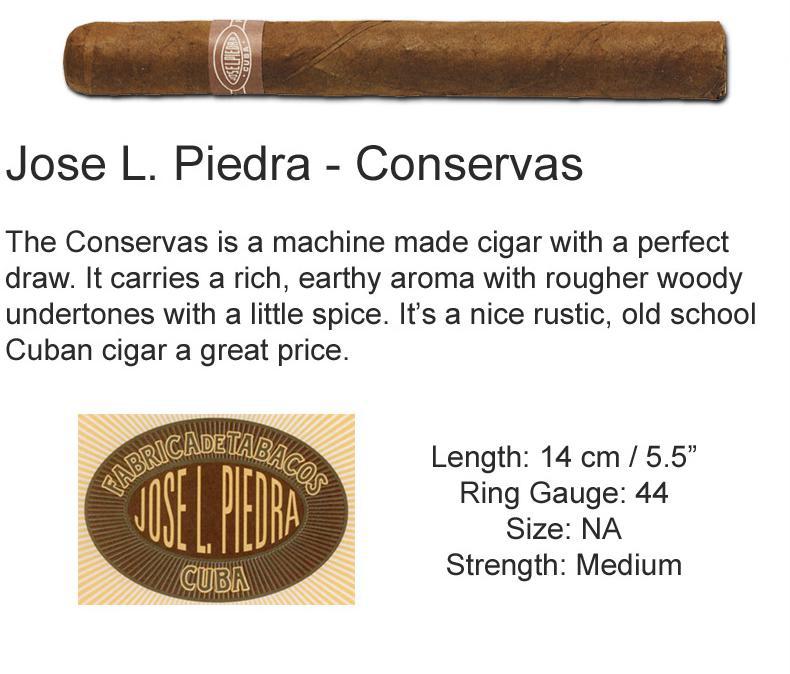 Jose L. Piedra Conservas