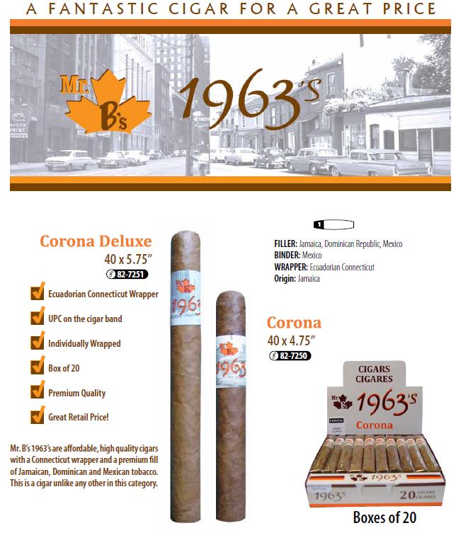 1963's Corona Deluxe & Corona