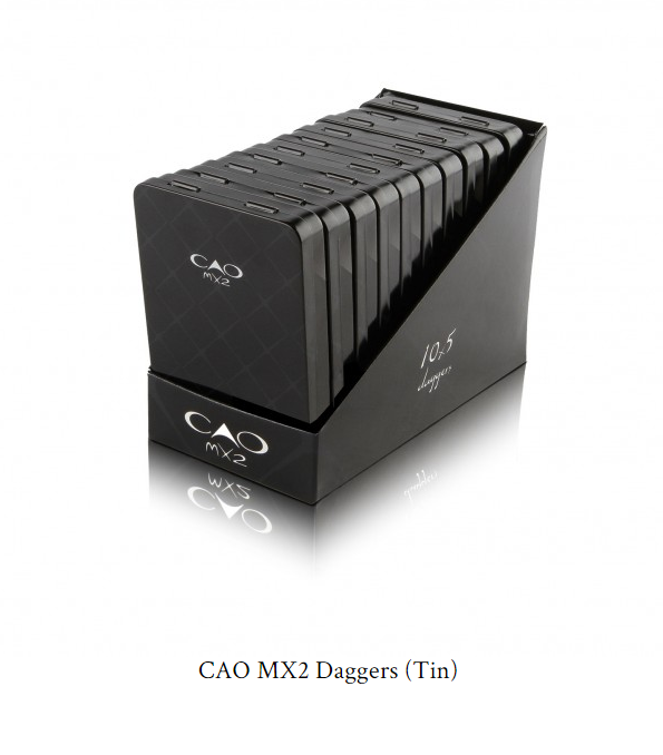 CAO MX2 Daggers (Tin)