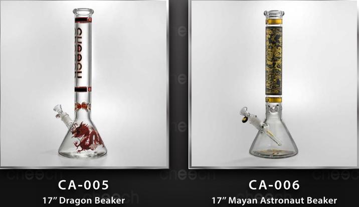Dragon Beaker and Mayan Astronaut Beaker.png