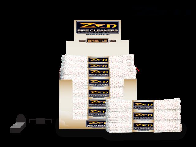 ZEN® PIPE CLEANER – BRISTLE BUNDLES