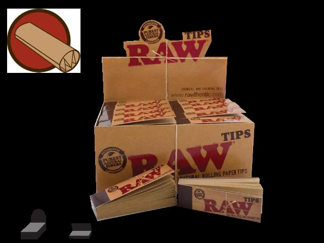 RAW® TIPS REGULAR