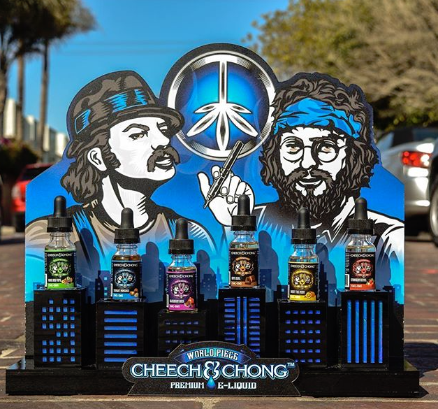 CHEECH & CHONG PREMIUM E-JUICE