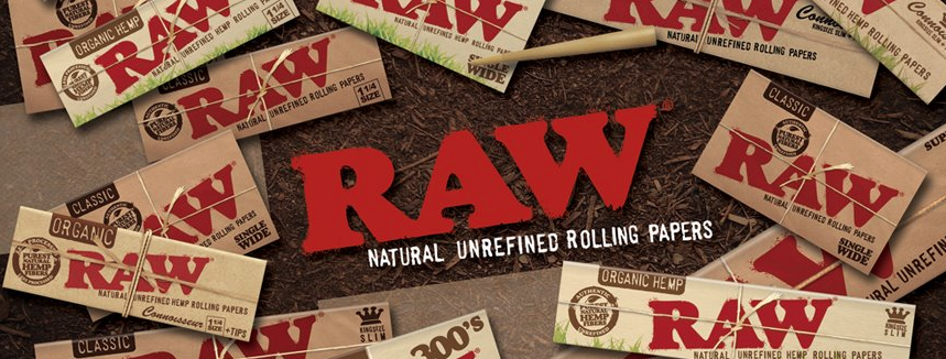 We carry full line of raw paper and over 100 kinds of flavor paper