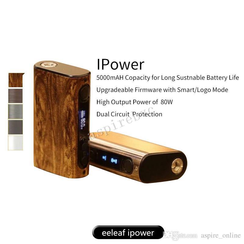 ELEAF IPOWER 80W TC BOX MOD 5000MAH
