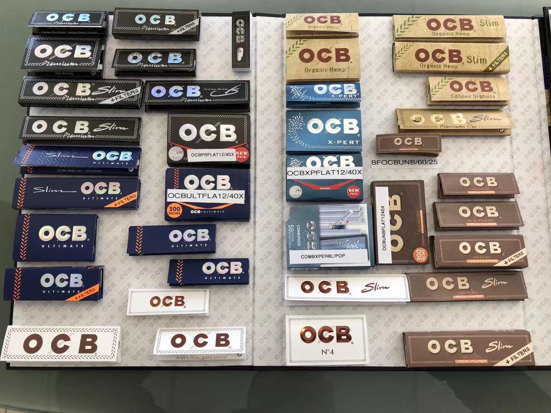 Full stock of OCB Paper