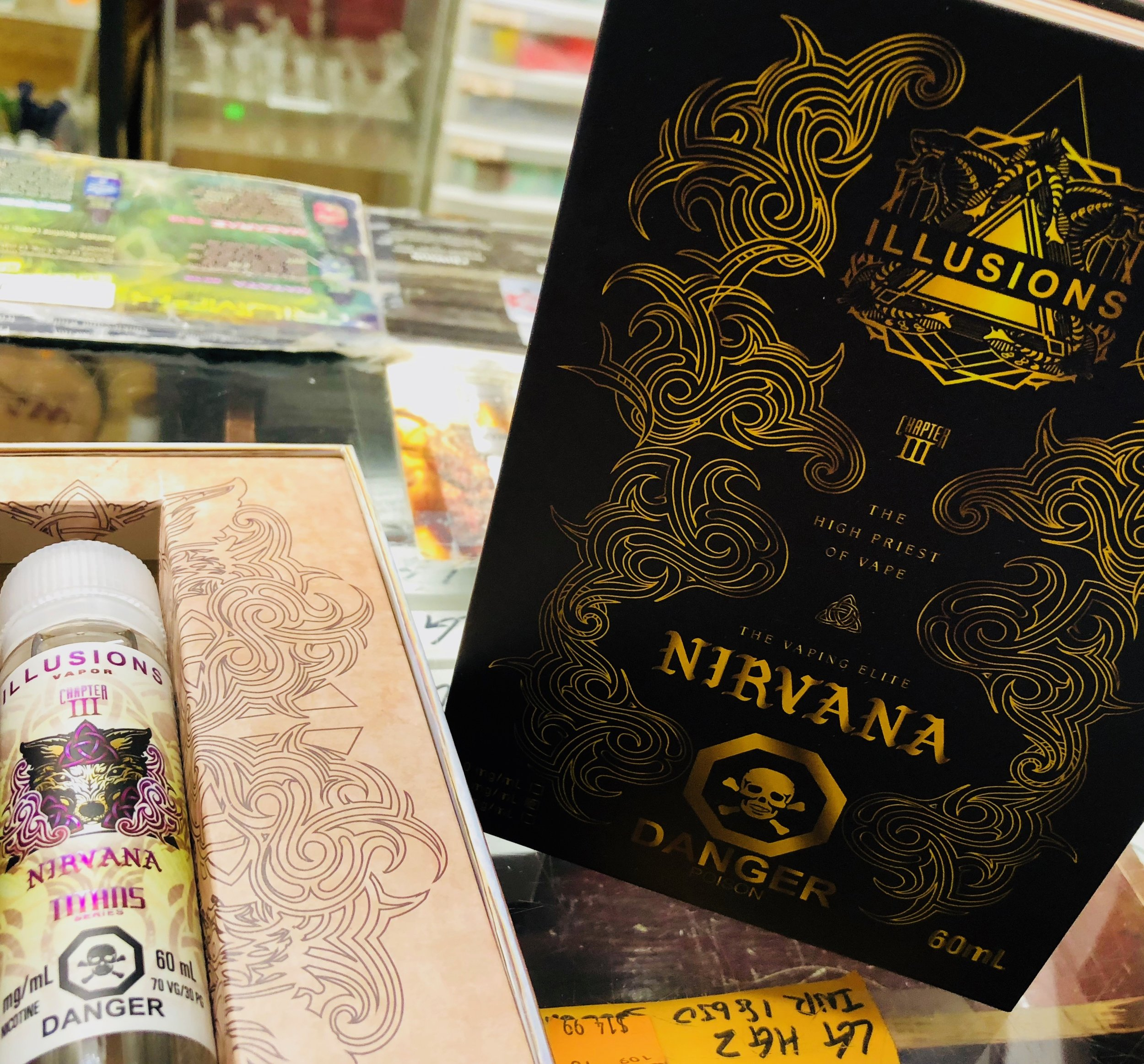 New Illusions Nirvana $29.99 for 60ml