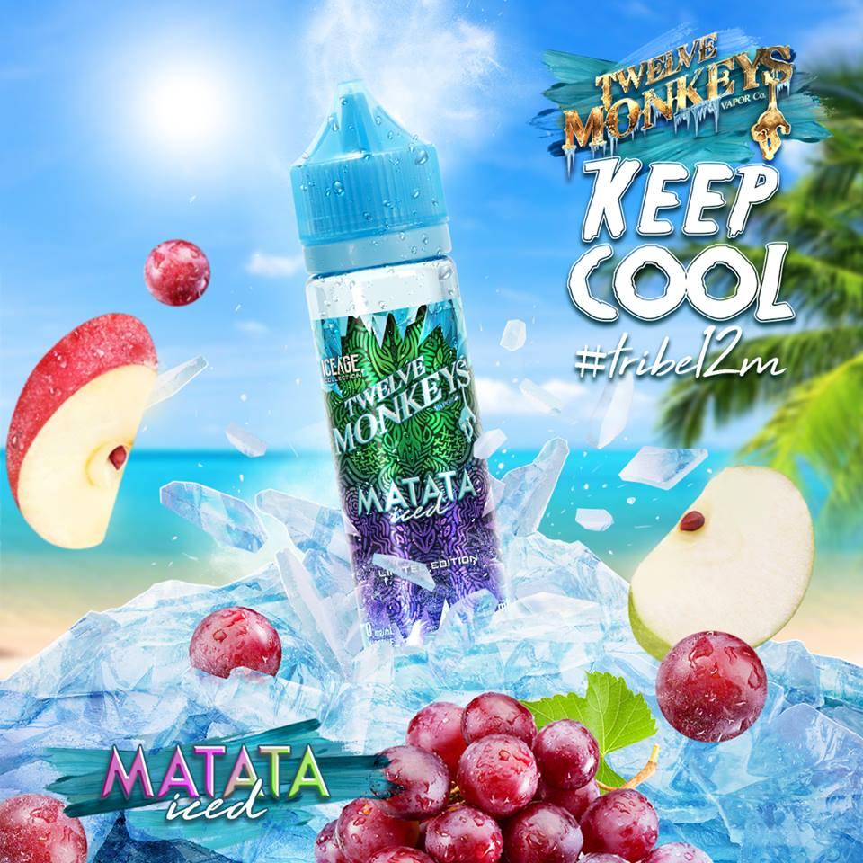 Hakuna's beloved friend, Matata Iced!