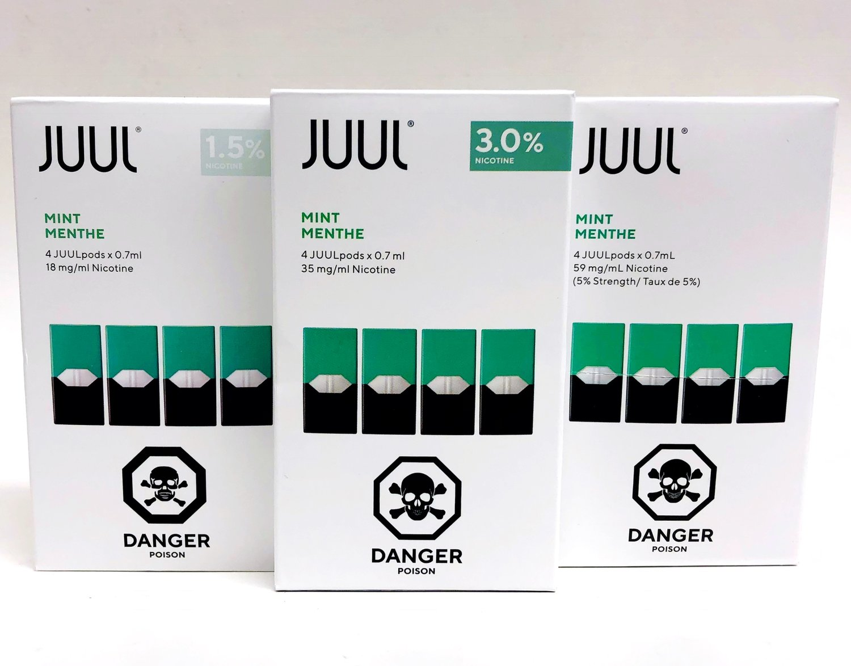 Nic Salts & Devices — Dolan Smoking-Vape+Ejuice/Relx/Nic