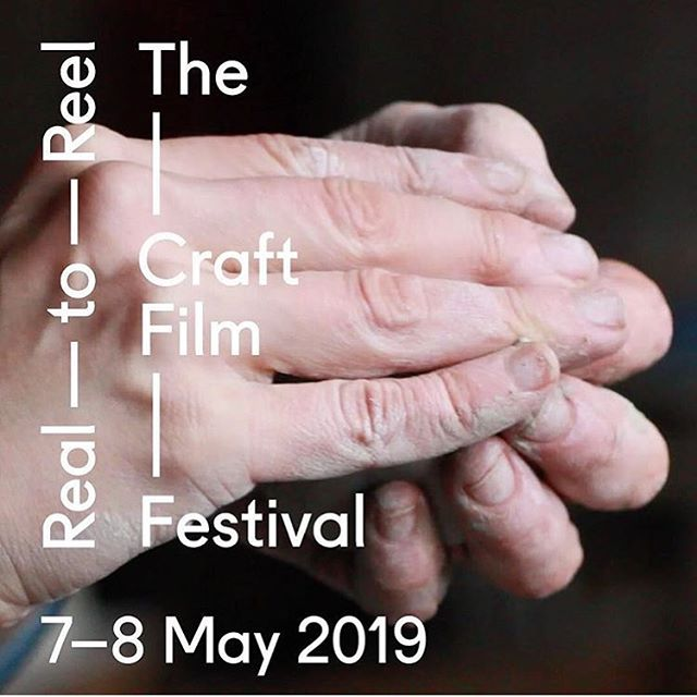 #Repost @theastallwood  Exciting news below from talented filmmaker Thea Stallwood! ・・・ Excited to announce that 'With These Hands' a short film of mine is being shown @picturehousecentral as part of the 'Real to Reel' Film Festival hosted by the @craftscouncil and @craftsmagazine as part of @londoncraftweek  It is a film about the other-worldly forms of ceramicist @kat_evans_ceramics and observing the details and repetitions of movement that go into making, and unmaking her sculptures. (In fact her hands made the cut for this official promo image!) With Production Assistance from @joanne.ayre and Silverio Moreda Iglesias.  Showing Tuesday 7th May, 7pm.  Tickets can be booked here www.craftscouncil.org.uk/r2r  #film #london #craftscouncil #realtoreel #filmfestival #realtoreel #ceramics #clay #hands #making #película #festivaldecine #cerámica #barro #arcilla #manos