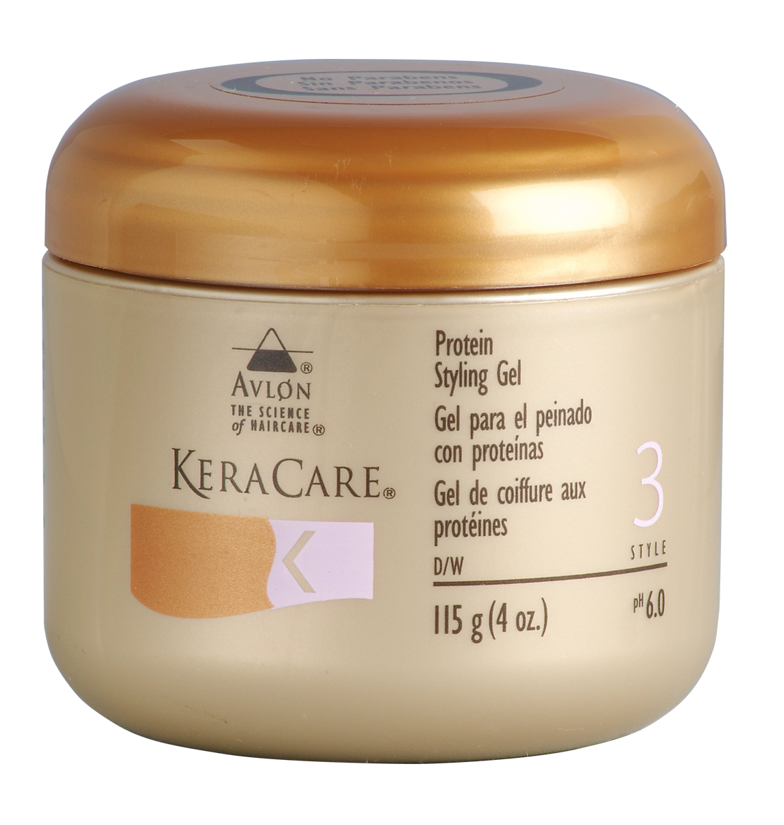 KeraCare® Protein Styling Gel