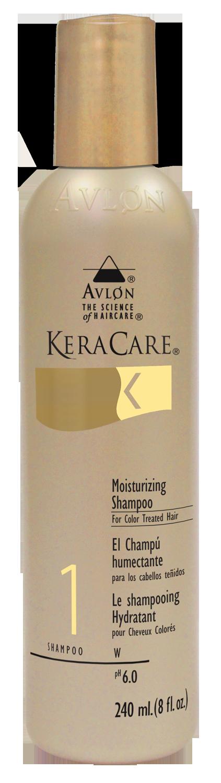 KeraCare® Moisturizing Shampoo for Color treated hair