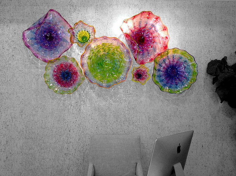 Commercial Wall Platter Collection