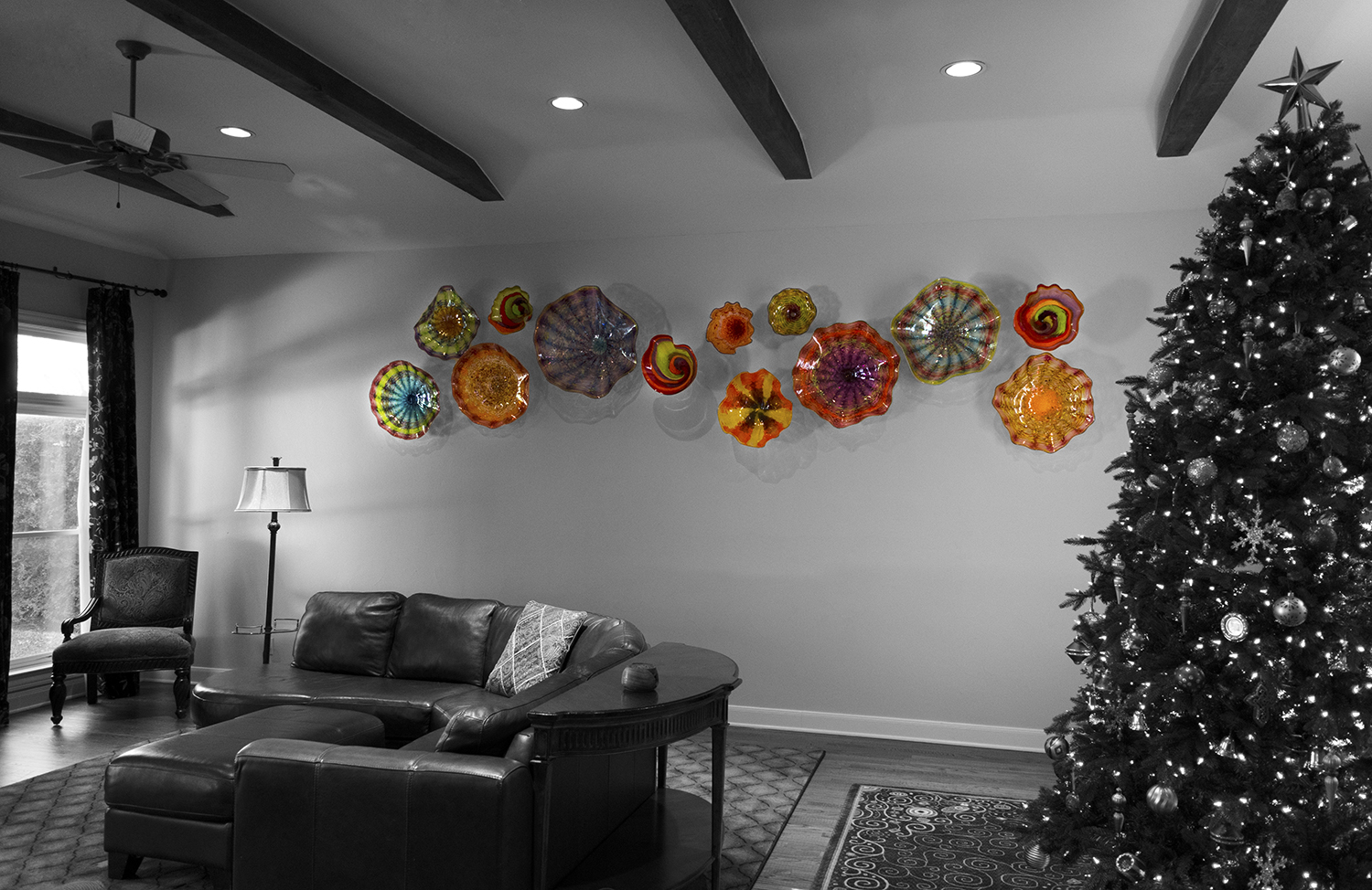 Residential Wall Platter Collection
