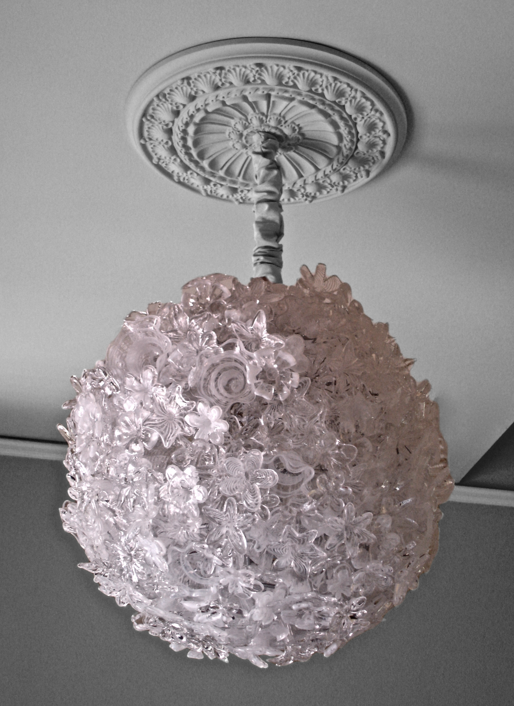 Residential Bouquet Chandelier