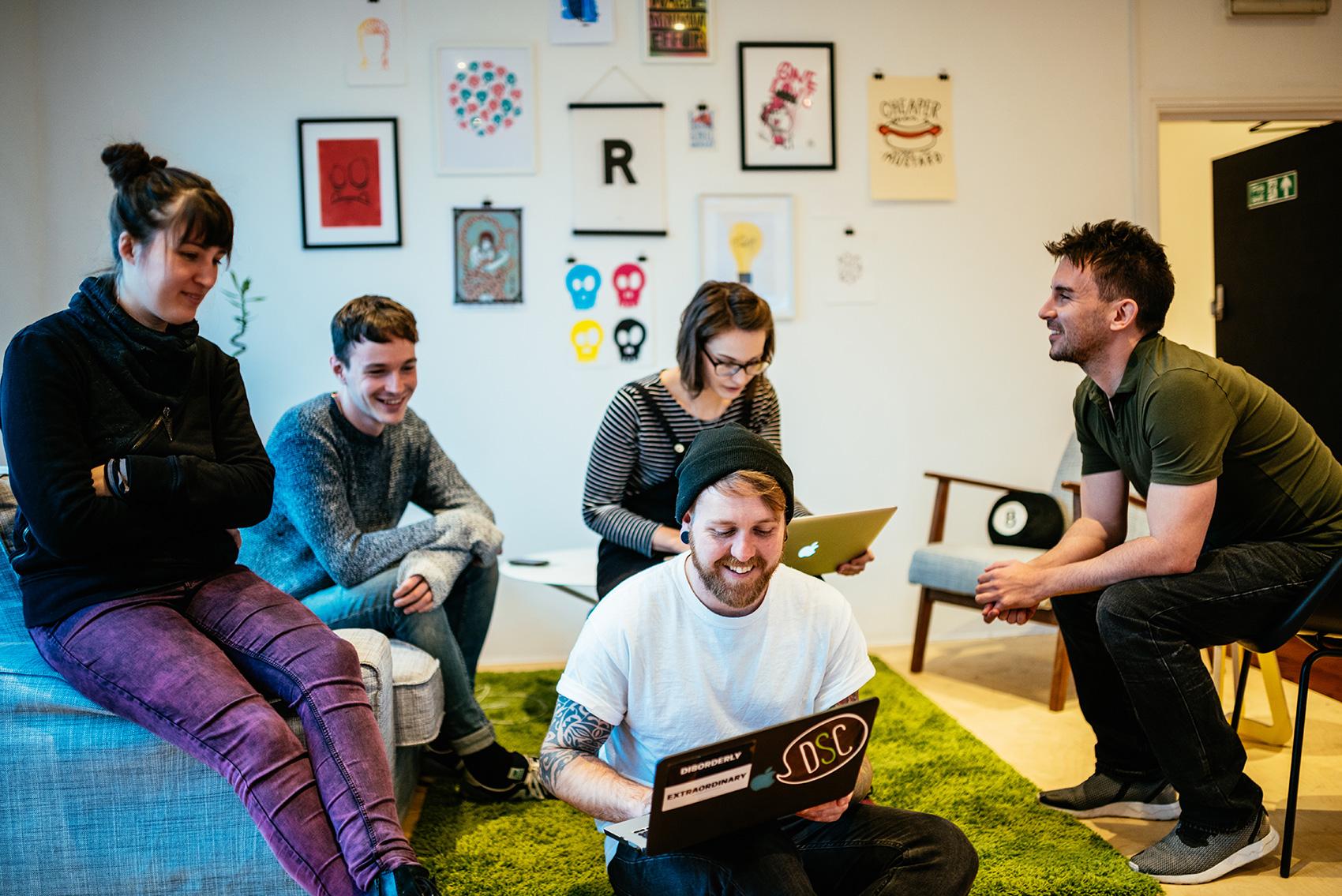 Rabble Coworking Members