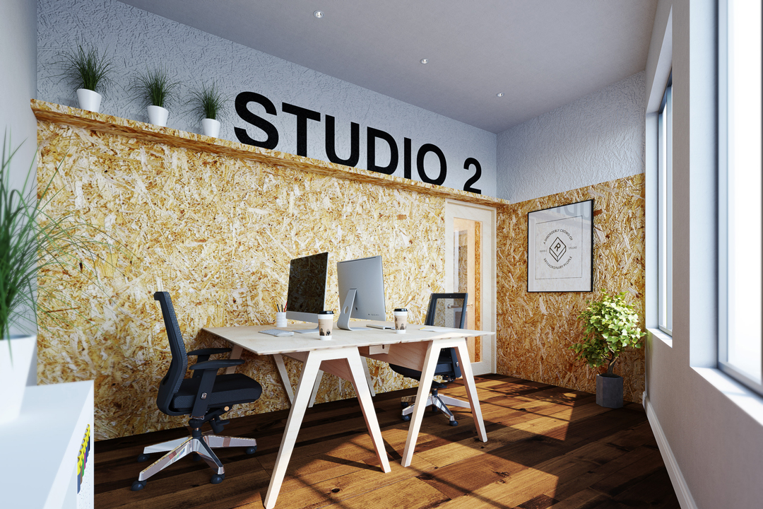 Rabble Studio Space 2