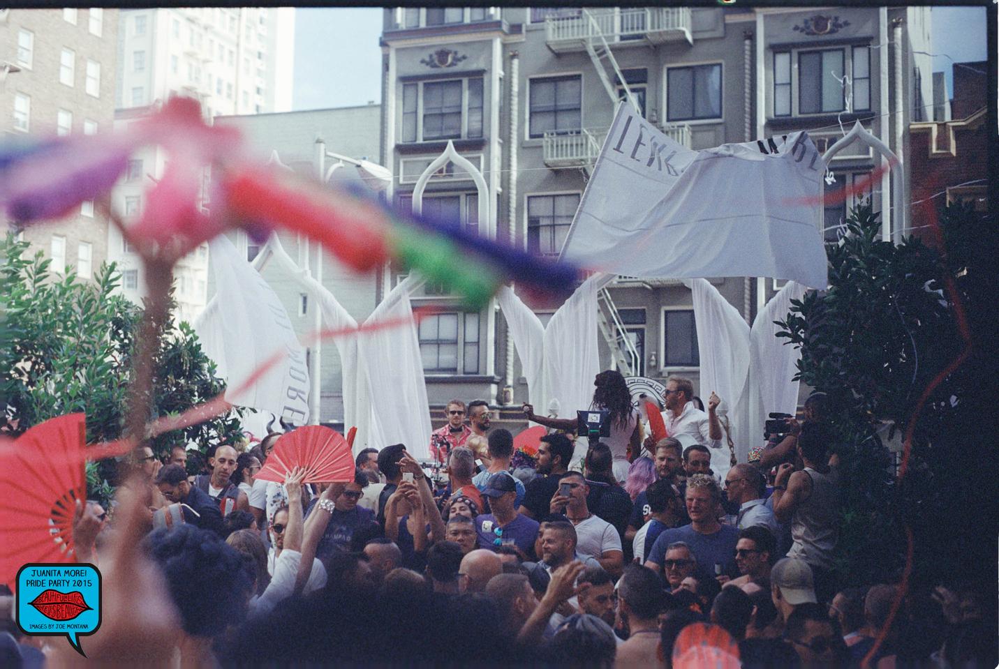 Mr Joe Montana / JM! Pride 2015