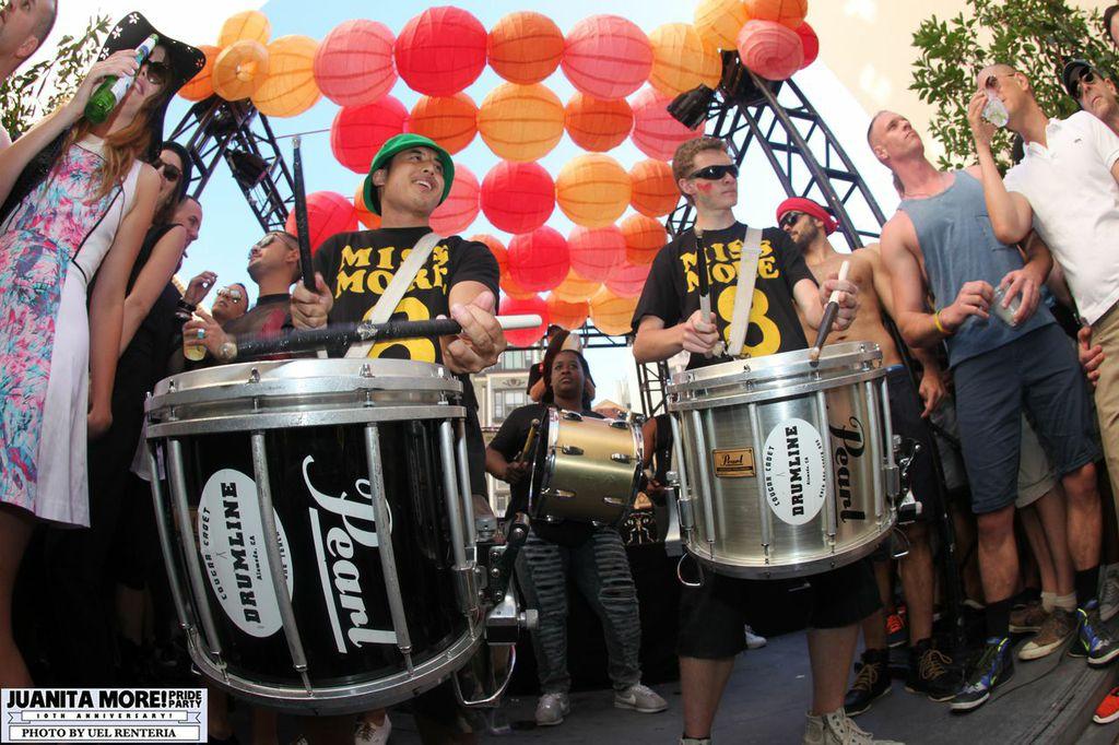 Uel Renteria 2014 / JM! Pride