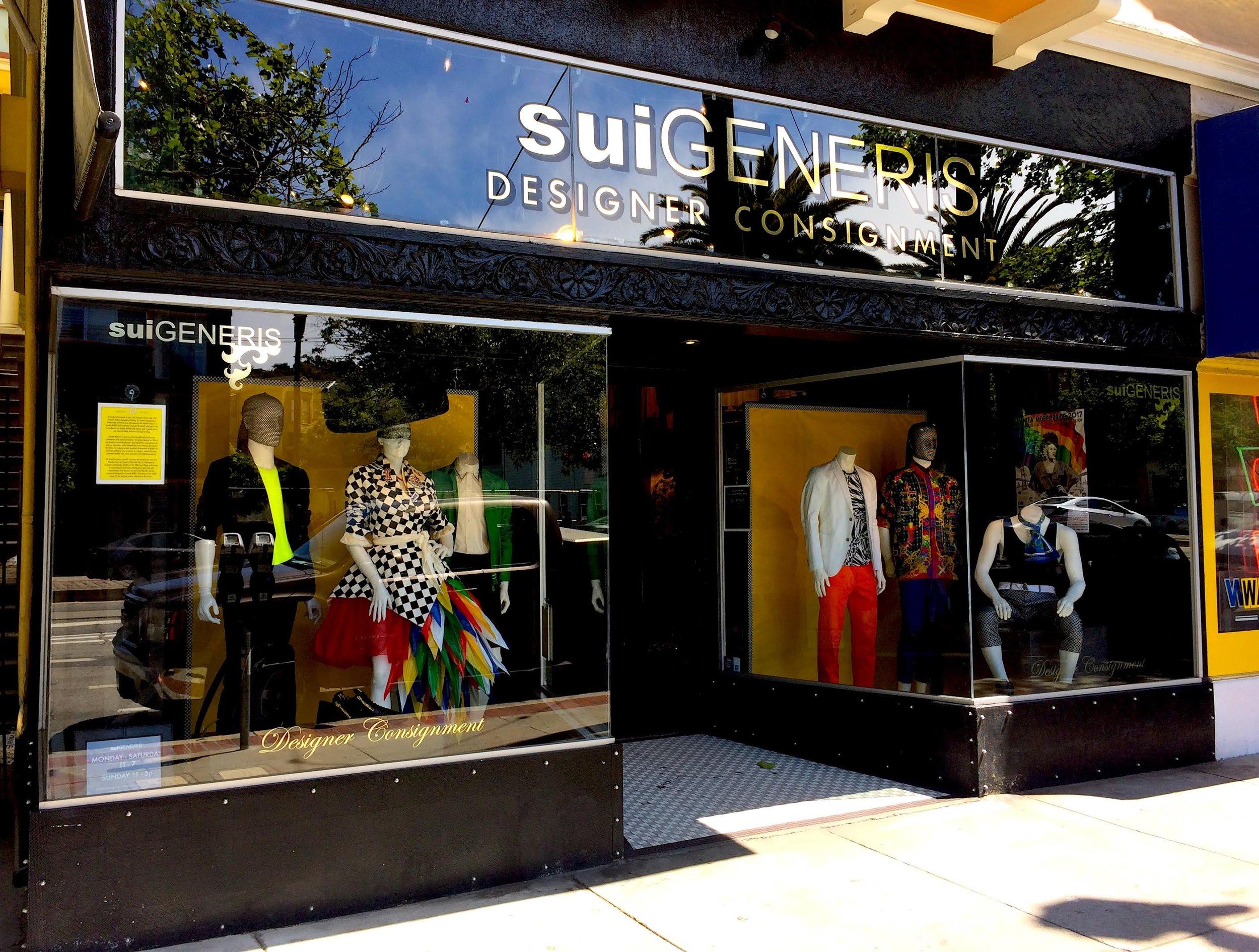 Sui Generis Consignment Shop