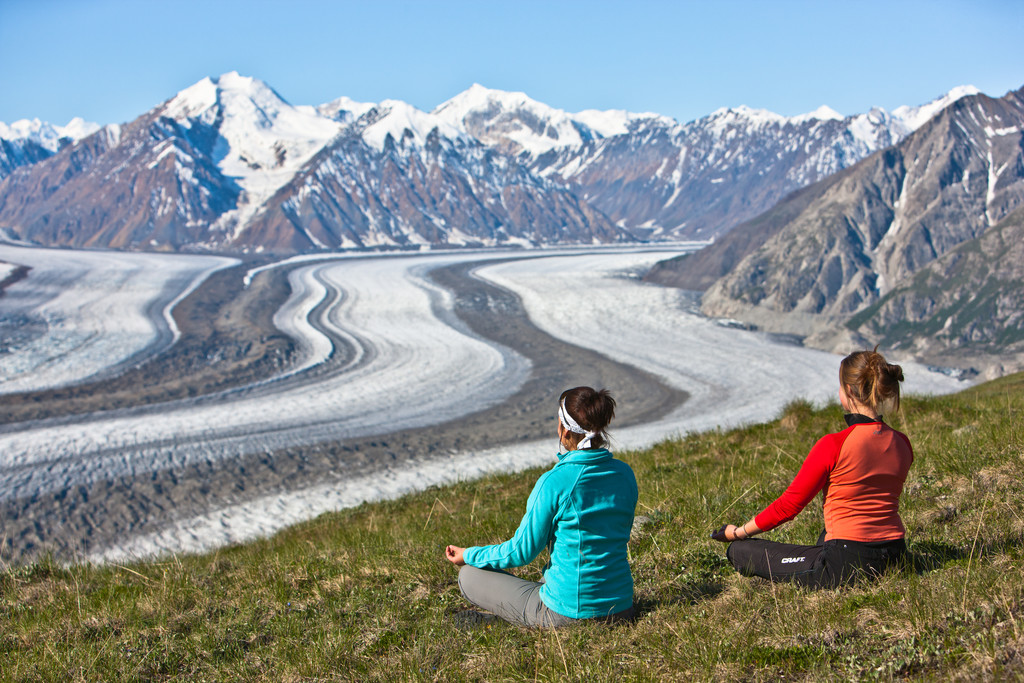 Photo credit: F. Mueller, Parks Canada, Kluane National Park and Reserve of Canada