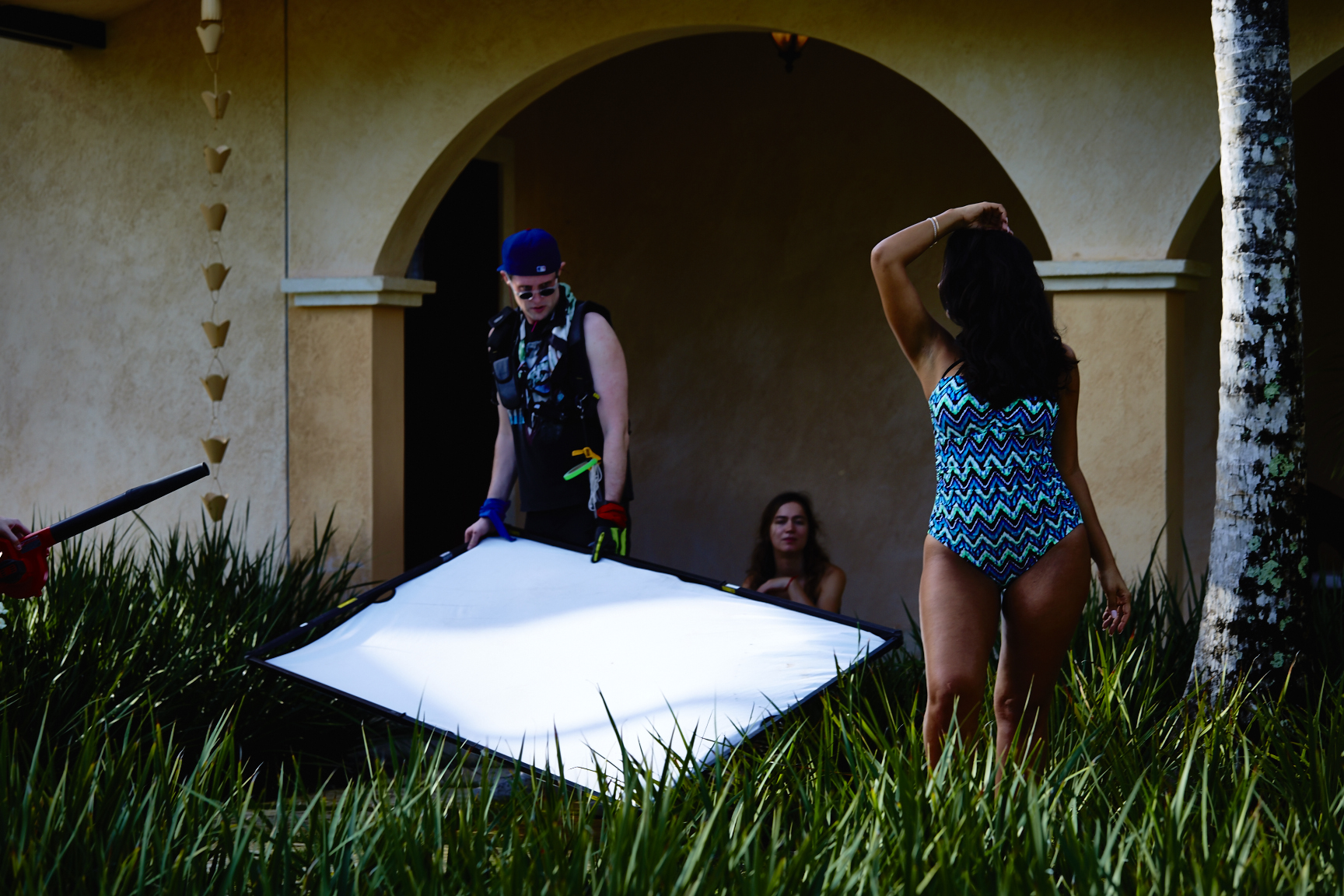 Adore Me Behind The Scenes Plus Size Swim 66