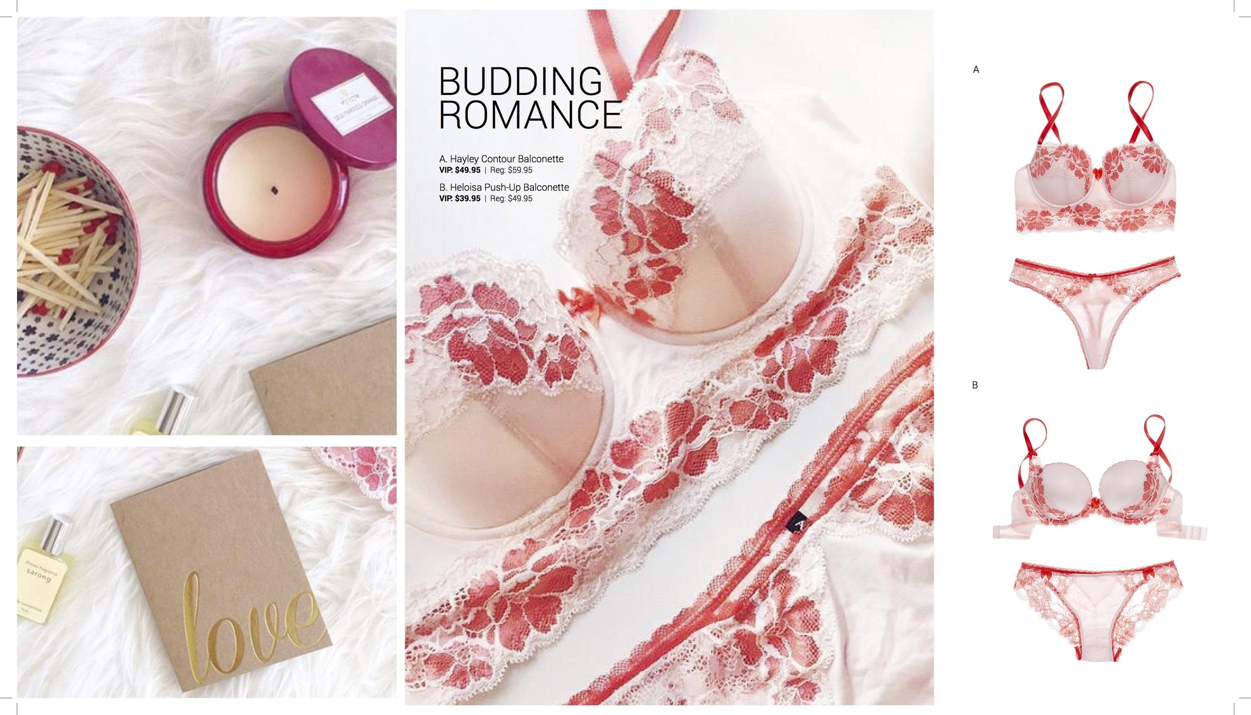 Adore Me Spring 2016 Budding Romance