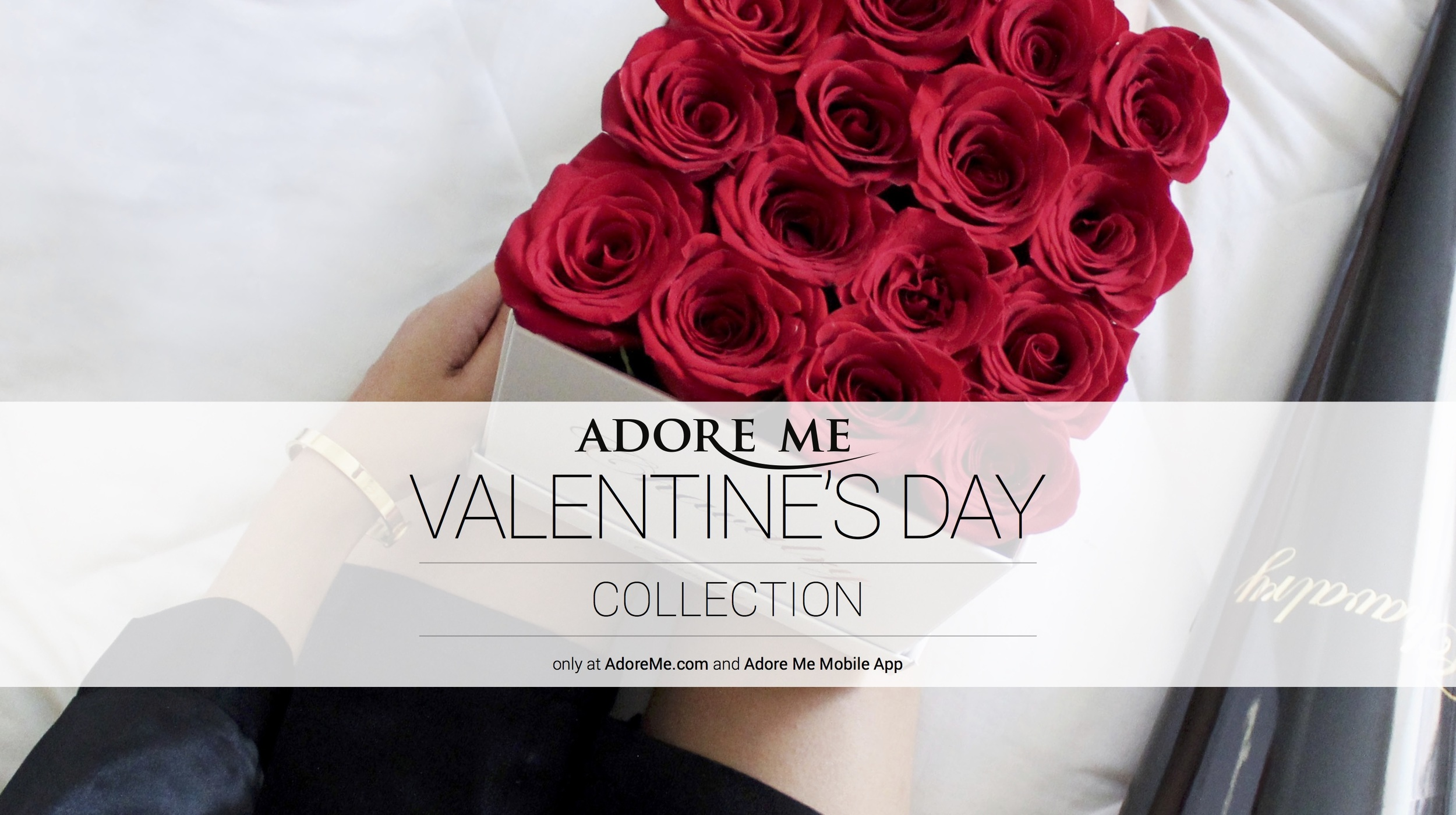 Adore Me Valentine's Day Collection