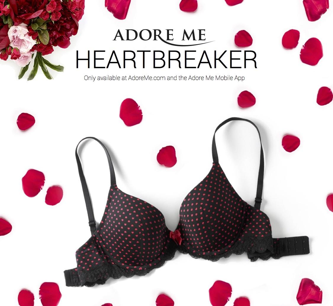 Adore Me Trend: Heartbreaker