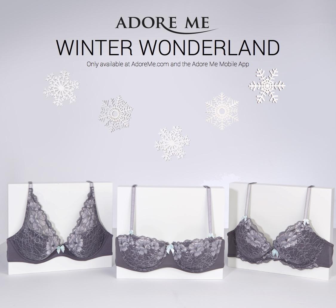 Adore Me Trend: Winter Wonderland