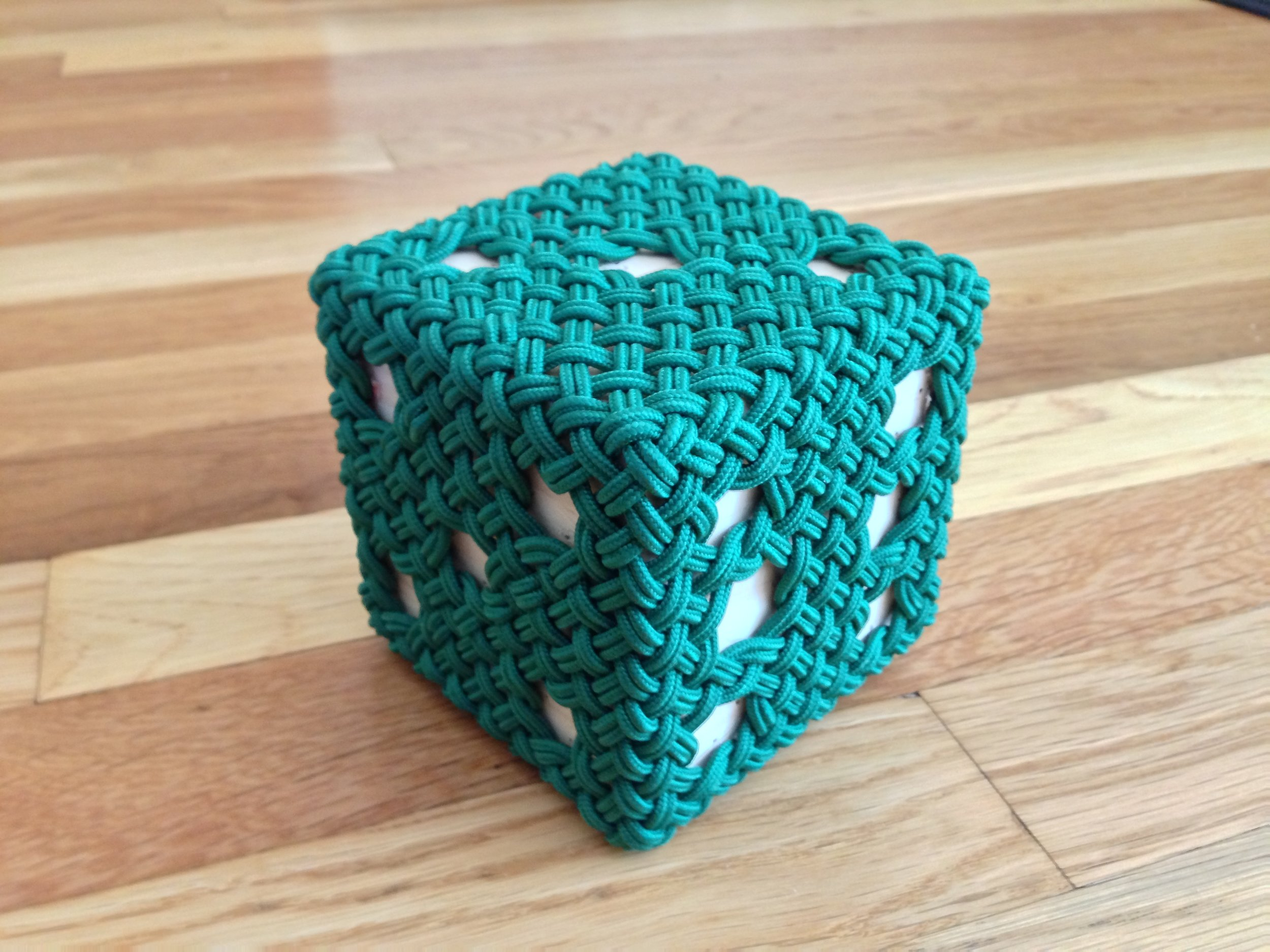 6-sided Woven Die