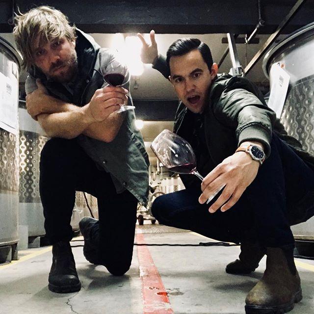 Adam & Zack - album drops in 2019? #harvest2018