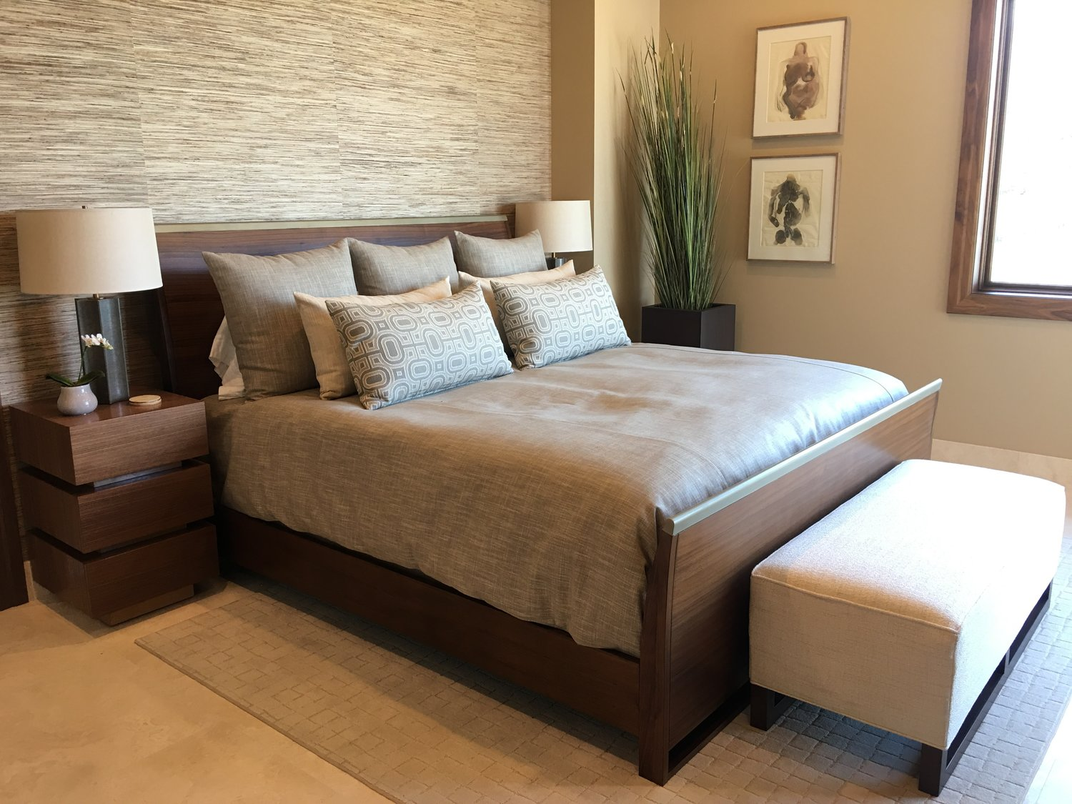 Using Wallpaper For Accent Walls Furniture Market Designs