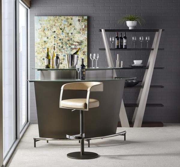 The Martini Bar from the Elite Modern Collection