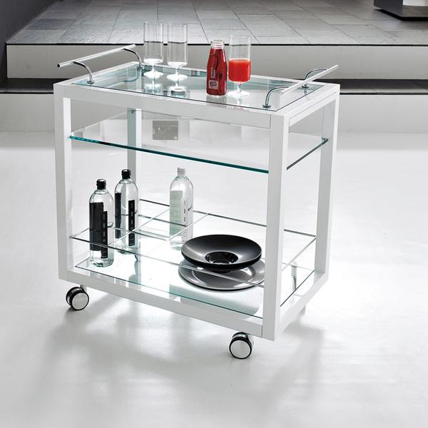 The Profil Bar from the Cattelan Italia Collection