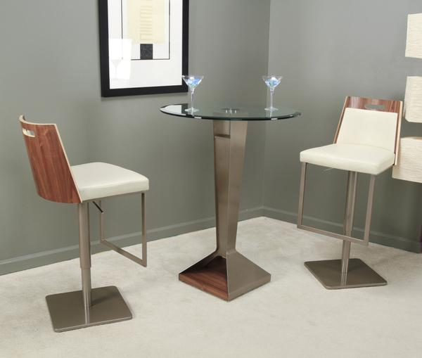 The Tyler Bar Stool from the Elite Modern Collection