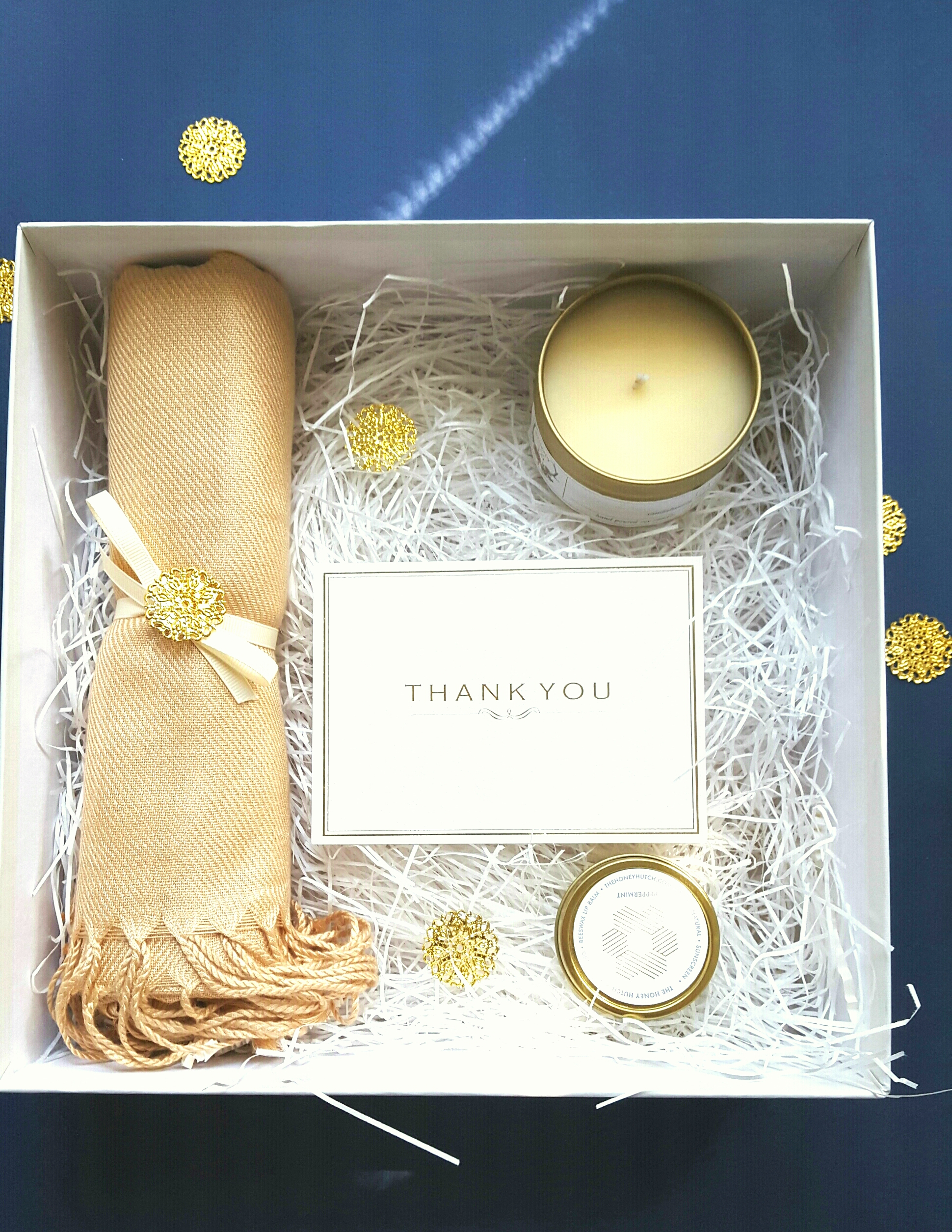 gift box thank you gift wedding gift client gift