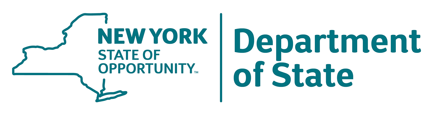 Funding provided by New York State Department of State under Title 11 of the Environmental Protection Fund.