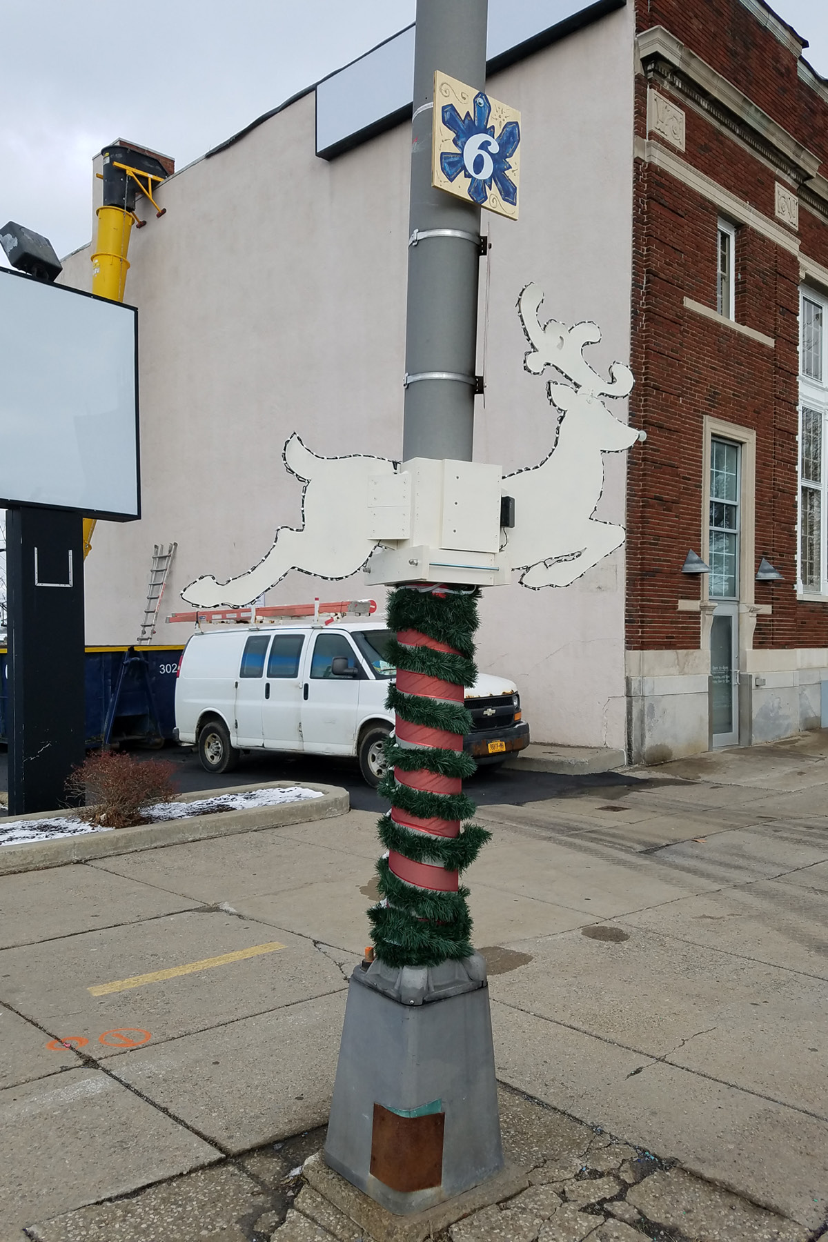 Light Pole #6