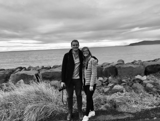 In Reykjavík, Iceland. Thanks for reading!