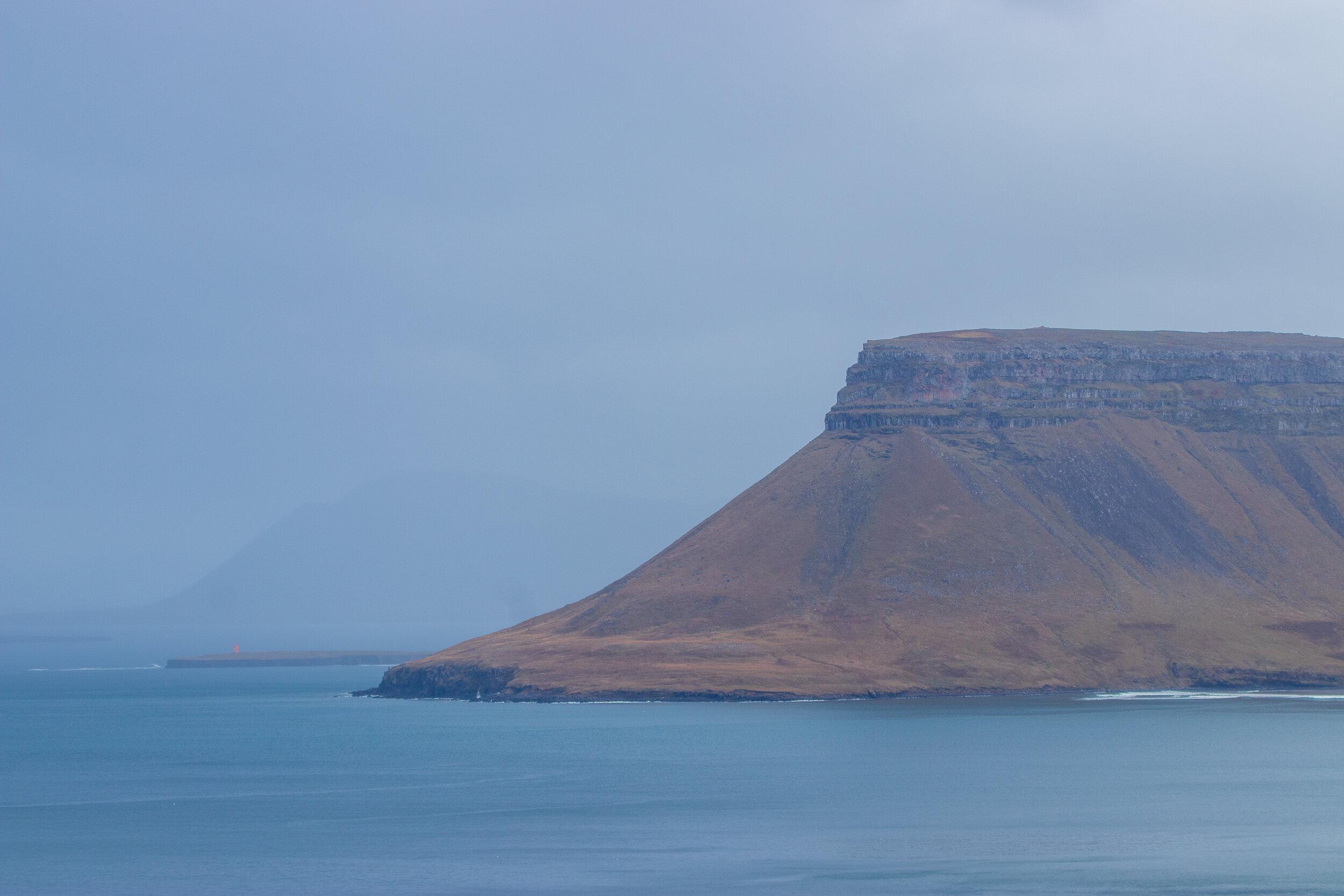 A little north of Grundarfjörður looking East on the North side of the Snæfellsnes peninsula.