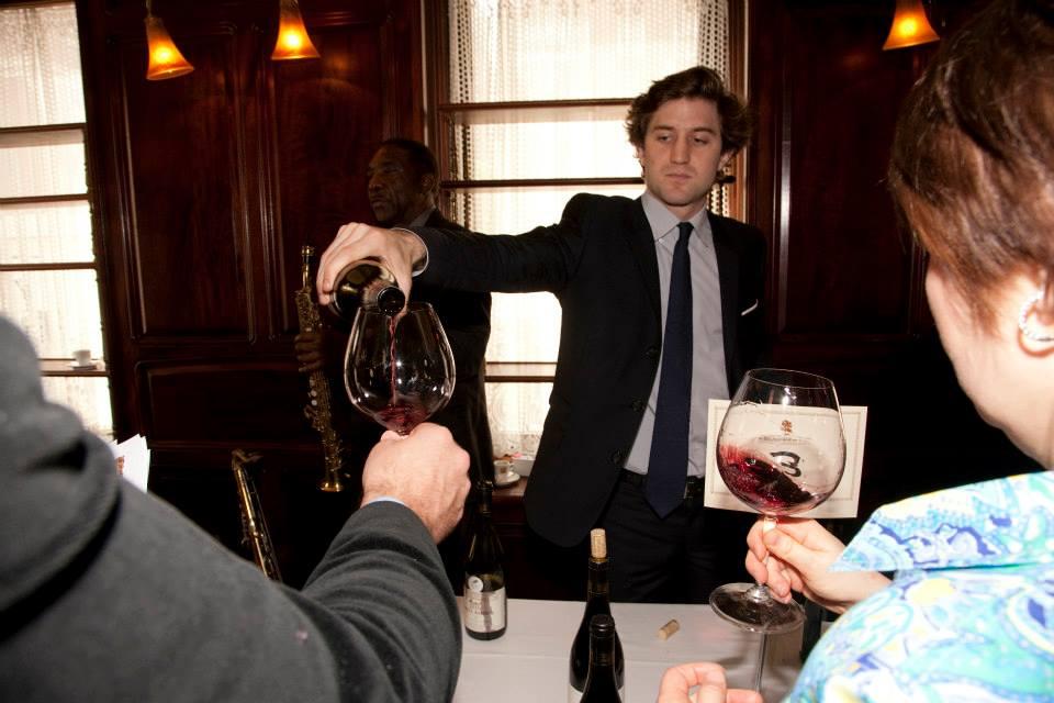 Aymeric Bireau,  Wine Consultant