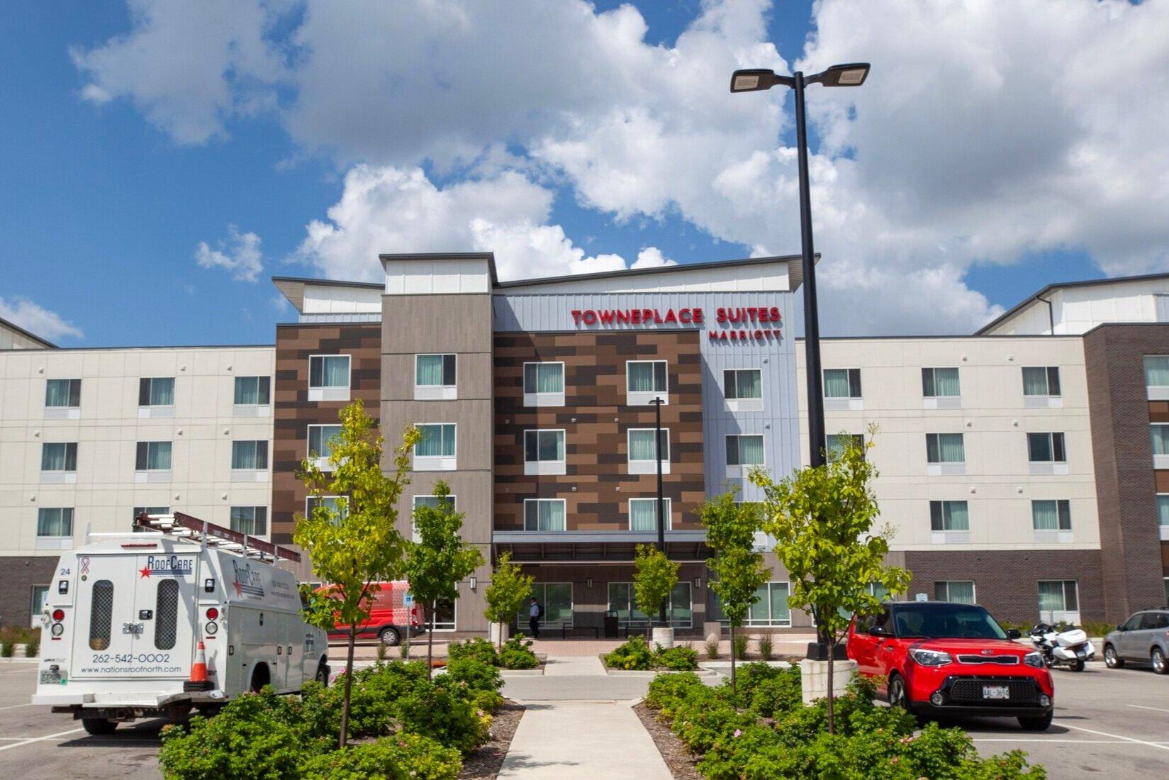 Marriott Townplace Suites, Oak Creek, WI