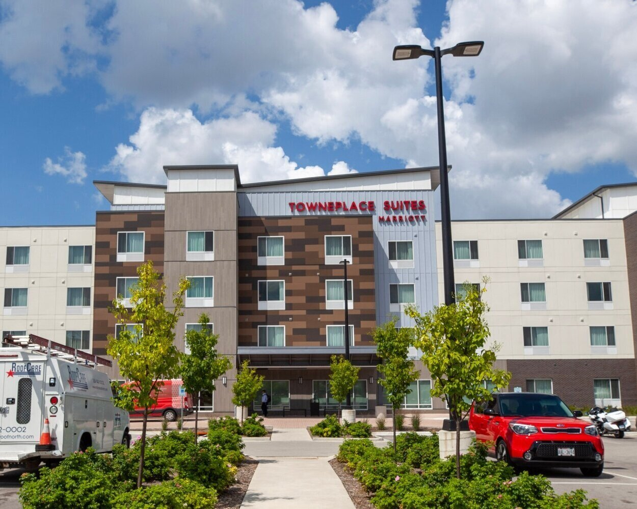 Marriott Townplace Suites, Oak Creek, WI