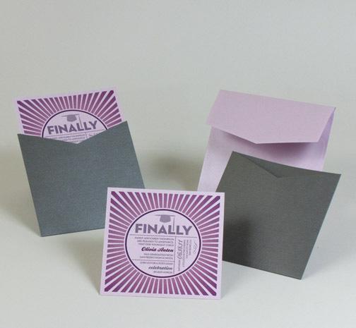 modern geometric silver and purple graduation announcement.jpg