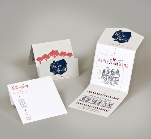 coral and navy housewarming party invitation.jpg