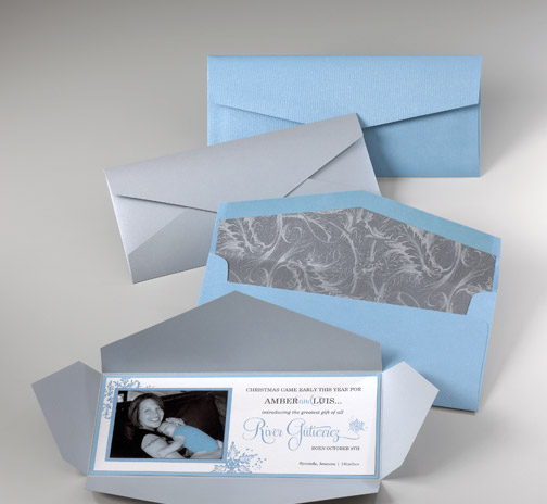 jsd-e horixontal blue silver first christmas holiday card.jpg