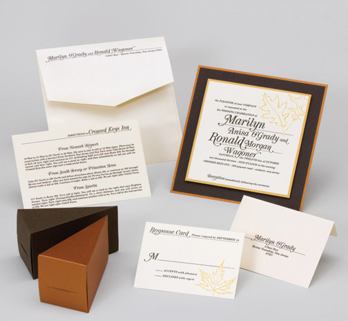 jsd-e fall brown gold leaves wedding invitation.jpg