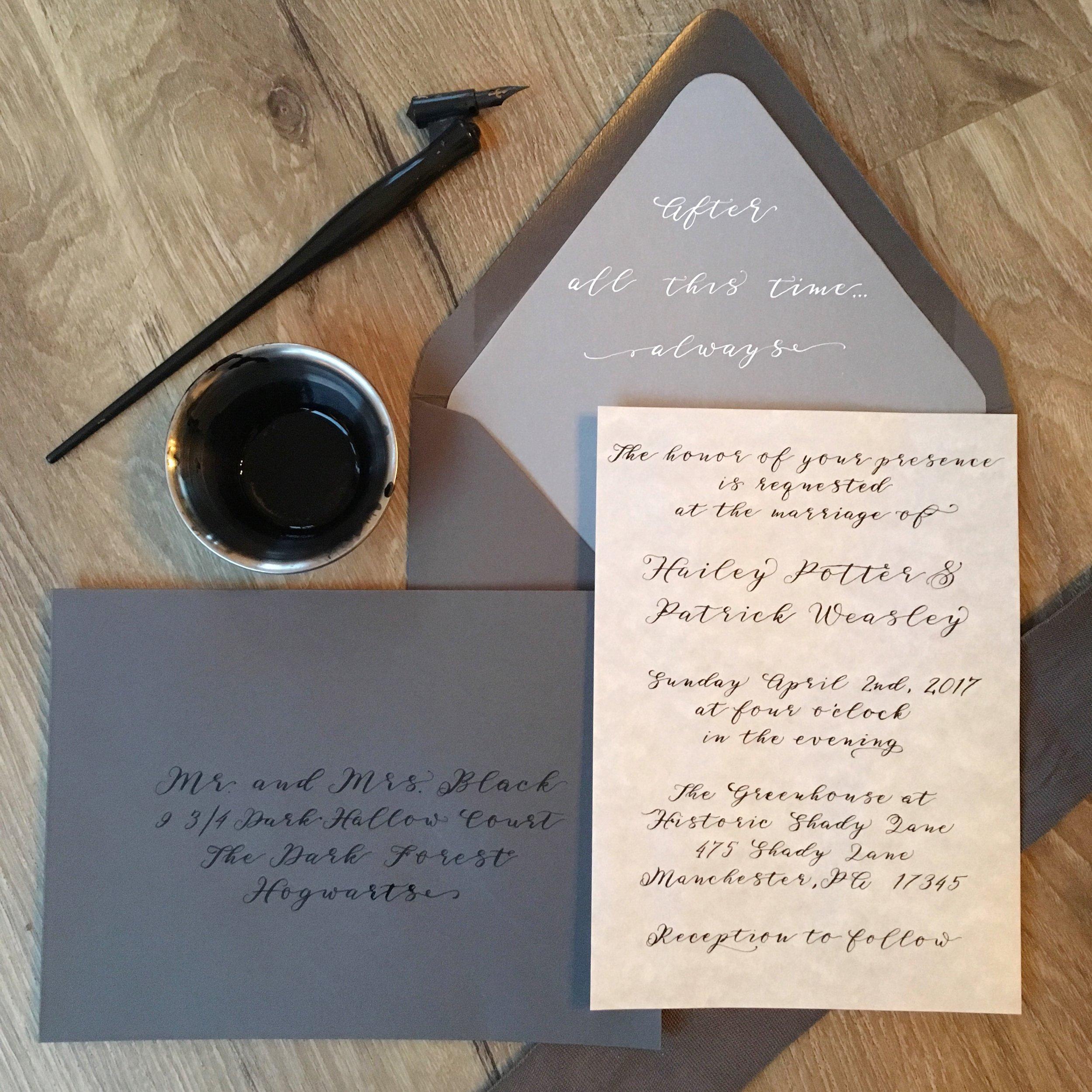 Central PA, hand lettering, Calligraphy, JesSmith Designs, custom invitations, wedding invitations, custom signage-03-31 19.22.51.jpg